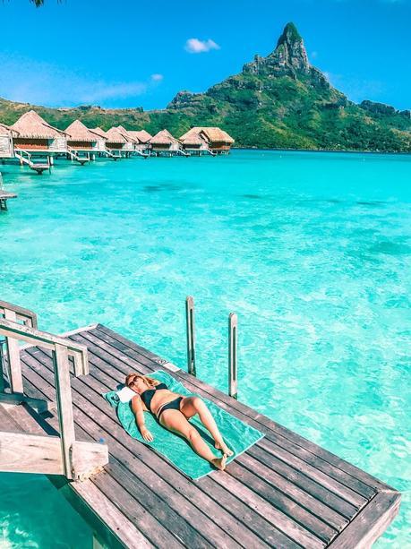 Diamond Overwater Villa - Intercontinental Bora Bora Resort & Thalasso Spa - Bora Bora