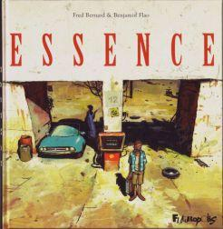 Essence – Fred Bernard et Benjamin Flao