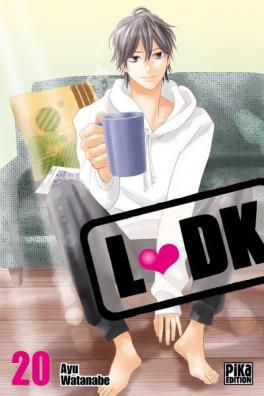 L-DK, tome 20 d'Ayu Watanabe