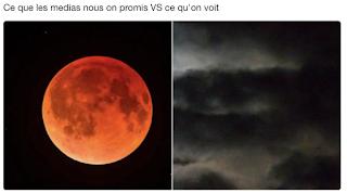 Eclipse : Jupiter n'a pas eu rendez-vous avec la Lune #metoo #balancetonbenalla.