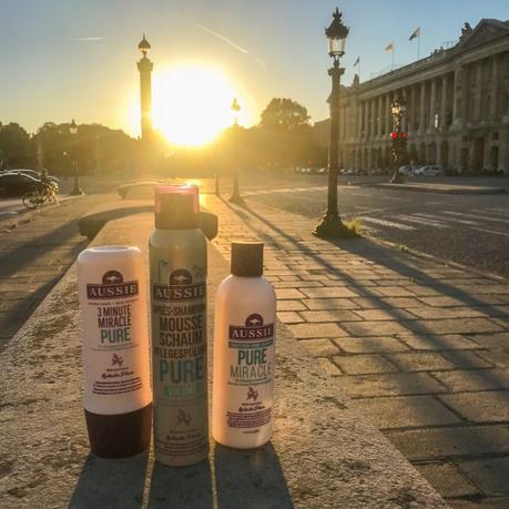 Mon avis sur les après-shampooings Aussie Pure Miracle !