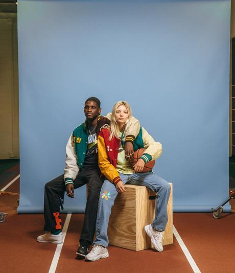 Asap Nast et Ganna Bogdan customisent des pièces avec Nike