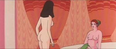 Cleopatra - Kureopatora, Osamu Tezuka et Eichi Yamamoto (1970)