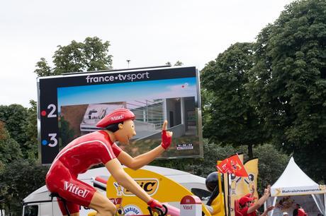 Je peux pas, j'ai Tour de France