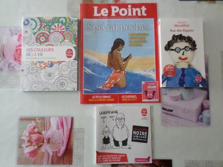 Magazines et cadeaux de Saint-Maur en poche
