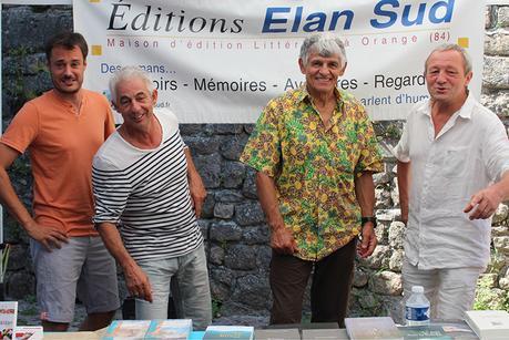 4 auteurs et du bonheur à Chalencon