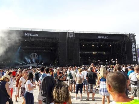 Découverte de Musilac : une soirée avec Simple Minds et Depeche Mode