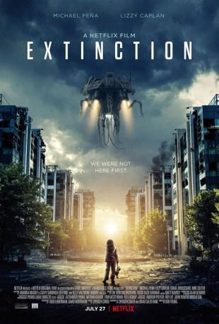[Critique] EXTINCTION