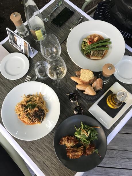 Le Chef Nicola Pisu nous fait voyager en Italie avec sa carte d'été à La Table du Huit