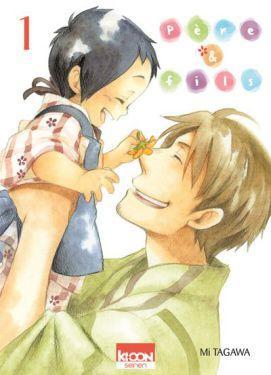 Père et fils tome 1 – Mi Tagawa