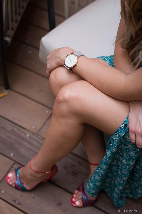 Pour Trendy Judi et moi, ce sera l'été en robe longue !