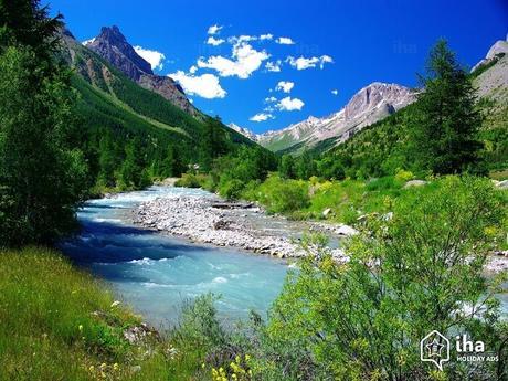 Le troisième plus beau paysage de France: Les Alpes