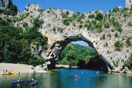 Le neuvième plus beau paysage de France: Les Gorges de l'Ardèche
