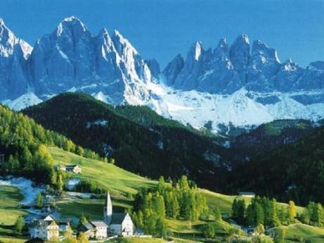 Le huitième plus beau paysage de France: Les Pyrénées