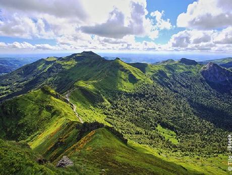 Le cinquième plus beau paysage de France: L'Auvergne