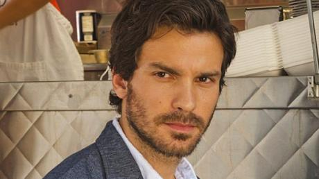 What's your name? Santiago Cabrera