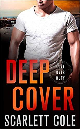 Mon avis sur Deep Cover, le dernier tome de la saga Love over Duty de Scarlett Cole