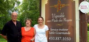 La route des vins de Lanaudière: Vignoble aux pieds des noyers