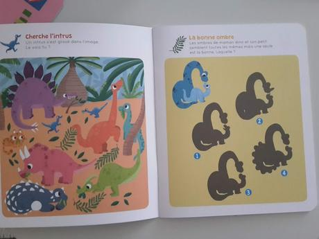 Spécial DINOSAURES aux éditions Lito : coloriages, décalcomanies, autocollants