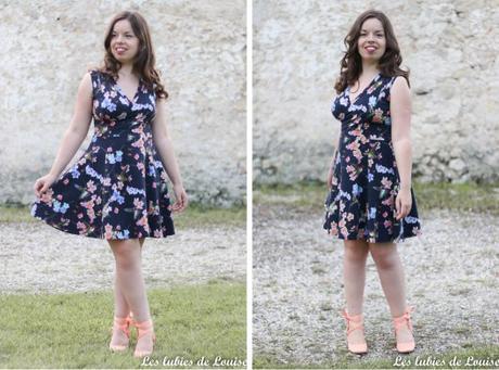Aldaia, mon patron de robe préféré !