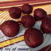 Muffins au yaourt, tout choco - Entre rire et cuisine