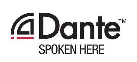 Dante Spoken Here Logo