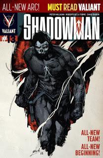 « Shadowman : intégrale » par Justin Jordan, Patrick Zircher, Peter Mulligan, Roberto de la Torre et divers