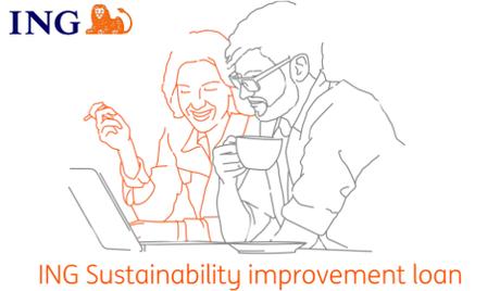 ING Sustainability Improvement Loan