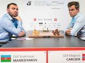 Mamedyarov Carlsen remporte Bienne