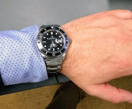 Rolex montre occasion