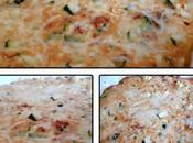 Clafoutis courgette saveurs