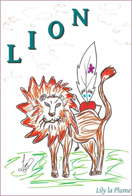 Zodiaque... Lion