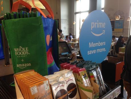 Les synergies entre Amazon et Whole Foods et l'exploitation des données