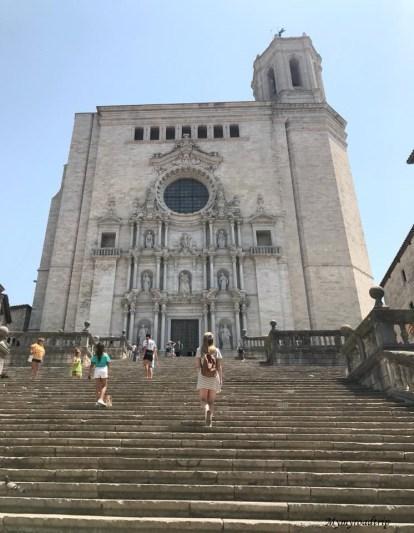 Lieux de tournage de Game of Thrones à Gérone en Espagne