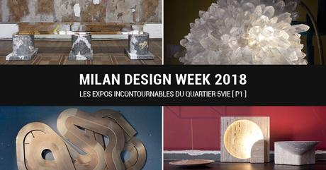 Milan Design Week 2018 district 5VIE