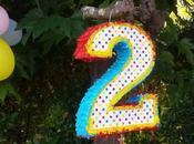 Fête d'anniversaire, thème fête foraine