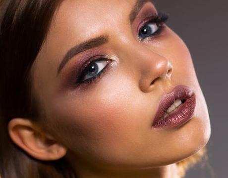 Lèvres teintées