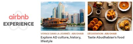 Abu Dhabi s'associe à Airbnb pour promouvoir des expériences touristiques authentiques