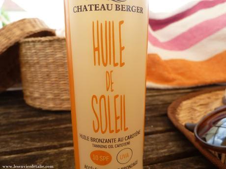 La green protection solaire avec Château Berger