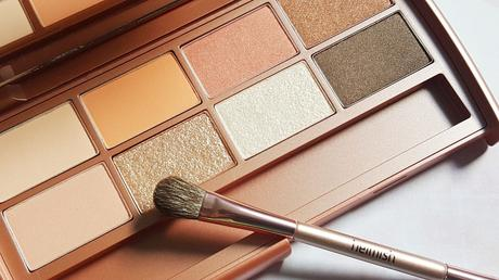 Korean Makeup - Heimish - Dailism Eye Palette Coral Essay