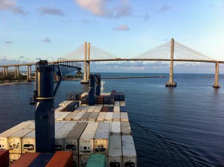 Traverser l'Atlantique en cargo ! Interview d'un «slow traveler» passionné !