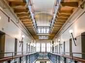 Dormir dans ancienne prison Suède