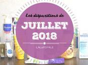 disparitions Juillet 2018