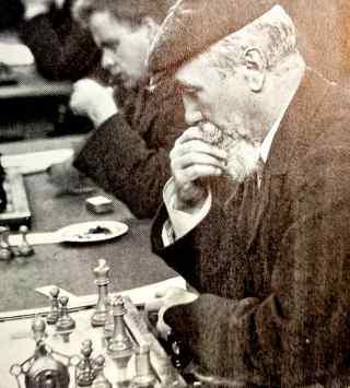Joseph Henry Blackburne (1841-1924), un des personnages le plus curieux de l'histoire des échecs © Chess & Strategy
