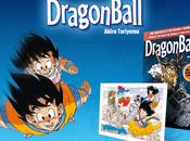 édition collector grand format pour Dragon Ball chez Hachette Collections