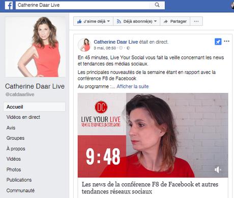 Les astuces pour générer du trafic et des ventes via Facebook live !