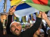 Manifestation Tel-Aviv contre faisant d'Israël l'Etat-nation peuple juif