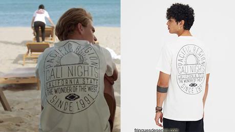 DEMAIN NOUS APPARTIENT : le t-shirt Pacific Region de Bart dans l'épisode 263