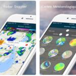 weatherbug 150x150 - App du jour : WeatherBug - Radar & Cartes (iPhone & iPad - gratuit)