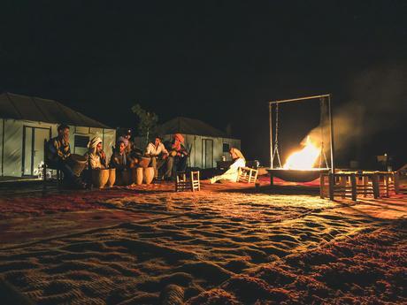 MAROC | 4 jours dans le désert du Sahara